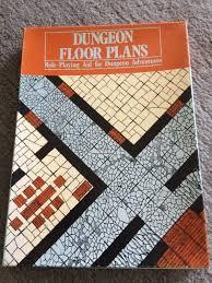 Dungeon Floor Plans by Vintage Dungeons U0026 Dragons Dungeon Floor Plans Games Workshop Rare