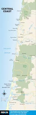 map of oregon i 5 travel maps of oregon moon travel guides