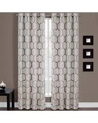 108 Inch Panel Curtains Deals On Portinari Grommet Top 108