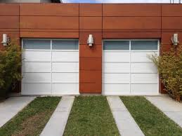 Costco Garage Doors Prices by Outdoor Wall Sconces With Wood Slate Wall Also White Paint Costco