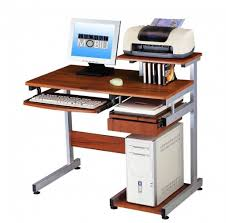 Printer Stand Ideas by Design Of Small Space Computer Desk Ideas With Furniture Ideas Of