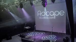 showcase studio events hire ascape studios