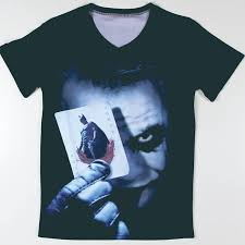 cool graphic design joker t shirts sleeve