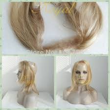 wig grips for women that have hair custom full lace headband wig grip blonde mongolian hair lace