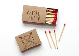 wedding matchboxes diy wedding favor matchbox alana jones mann