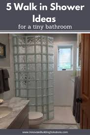 Cool Off With A Walk by Best 25 Glass Block Shower Ideas On Pinterest Glass Blocks Wall