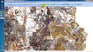 Latitude Map How To Find Point In Mapinfo Using Longitude And Latitude Youtube