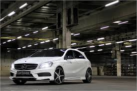 A Class Upholstery Mercedes A Class Tuned By Carlsson