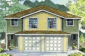 Duplex Plan by Contemporary House Plans Bergen 60 026 Associated Designs