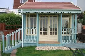 Garden Summer Houses Corner - bespoke garden timber summerhouses corner summerhouses garden