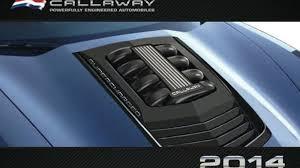 supercharged c7 corvette callaway previews supercharged c7 corvette autoblog