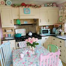 Pastel Kitchen Ideas Kitchen Reveal Pastels And Pink Pastels Kitchens And Shabby