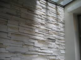 exterior design architecture fireplace stone wall decoration