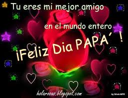 feliz dia del padre imagenes whatsapp hoy es el día del padre descarga esta bonita imagen de rosas y