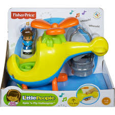 little people spin u0027n fly helicopter walmart com