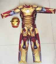 Iron Man Halloween Costume Popular Iron Man Halloween Buy Cheap Iron Man Halloween Lots