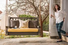 handmade porch swings handcrafted beautiful enduring swings