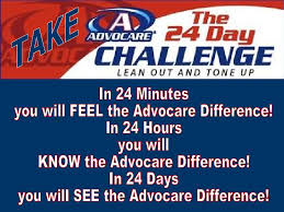 advocare 24 day challenge presentation