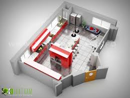 Restaurant Kitchen Floor Plan Amazing 3d Kitchen Floor Plan U2013 Home And Furnitures