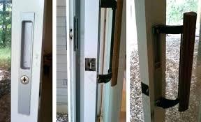 Anderson Sliding Patio Doors Sliding Closet Door Locks With Key Cavity Sliding Door Locks With