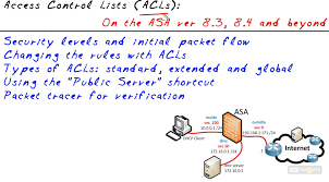 networking fundamentals and certification blog acl on asa