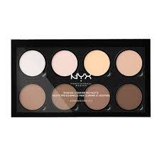 highlight u0026 contour pro palette nyx professional makeup