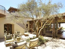 style courtyards house plan awesome revival plans with courtyards style