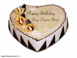 honey birthday cake with name editor happy birthday cake images