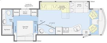 Winnebago Rialta Rv Floor Plans Winnebago Rialta Qd Floor Plan Carpet Vidalondon
