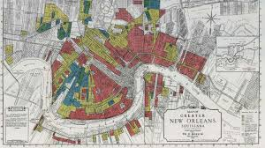 Map Of City Park New Orleans by Interactive Redlining Map Zooms In On America U0027s History Of