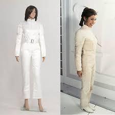 wars jumpsuit wars princess leia white jumpsuit costume custome made ebay