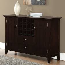 dining hutches you ll love wayfair you ll love the bedford sideboard buffet and wine rack at wayfair