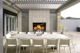 glasscon retractable louvered roof system for atriums patios