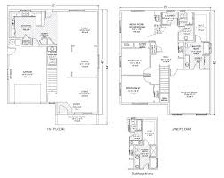 Multi Level Floor Plans Clarkston Home Plan True Built Home Pacific Northwest Custom