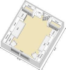 Dormitory Floor Plans Best 25 Dorm Room Layouts Ideas On Pinterest Dorm Arrangement