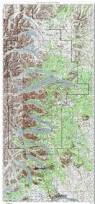 Alaska Topo Maps by Maps And Brochures