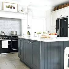 grey kitchen island ideas country kitchen with grey island and