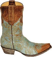 gringo womens boots size 12 gringo womens turquoise caroline boots yl023 11 cowboy shop