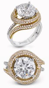 Engagement Rings And Wedding Band Sets by Engagement Rings U0026 Sets Simon G Jewelry