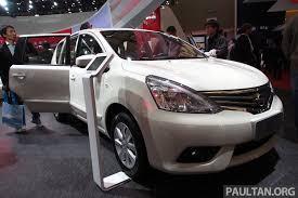 nissan almera impul bodykit nissan livina facelift gallery from auto shanghai