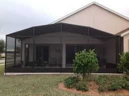 Awning Screen Panels Best 25 Patio Screen Enclosure Ideas On Pinterest Deck Privacy