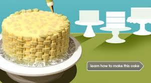 How To Make Cake Decorations Cake Decorating For Beginners Epicurious Com Epicurious Com