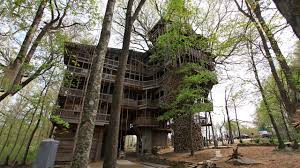 Top 10 Spectacular Tree Houses In The World  Pastimers  YouTube