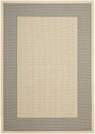3 X 5 Indoor Outdoor Rugs Grey White Indoor Outdoor Rug Safavieh