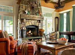 exterior rock fireplace with wood storage underneath plus deep source