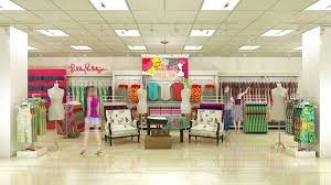lilly pulitzer stores shop in shop design lilly pulitzer study