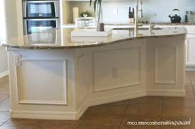 kitchen island molding kitchen makeover 14 island molding because i like to decorate