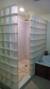 a different way to do glass block showers glass block blogger