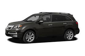 2012 acura mdx new car test drive