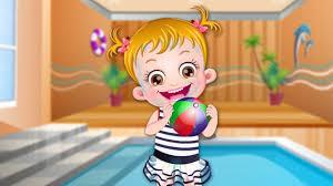Baby Hazel Room Games - baby hazel swimming time game movie baby hazel games youtube